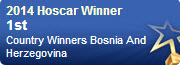 2014 1st Country Winners Bosnia And Herzegovina